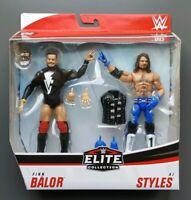Mattel - WWE - Elite Series - Finn Balor & AJ Styles Figure 2-Pack