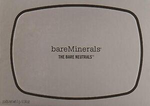 bareMinerals Ready 8.0 Eyeshadow Palette - The Bare Neutrals  7g / 0.24 oz