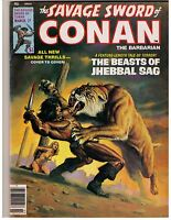 Savage Sword of Conan 27 (1978) FN/VF Marvel Magazine