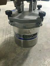Binks Pressure-Feed Sg2 Plus 2-qt. Aluminum Cup (Part # 80-651) With Agitator