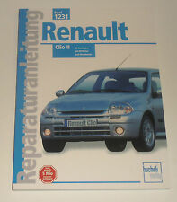 Reparaturanleitung Renault Clio II Benziner + Diesel, Baujahre 1998 - 2001