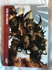 Warhammer 40k Special Edition Dark Millennium hard back Book