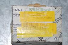 VAILLANT 130824 13-0824 LEITERPLATTE VC VCW 254 255/3 PRINTED CIRCUIT NEU