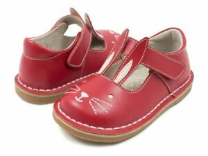 Livie & Luca Molly Red leather Shoes