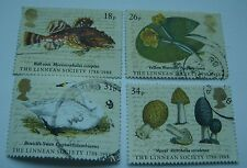 Stamps 9 full sets for 1988    Valued £36.50 see Scan's