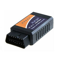 1pc ELM327 WiFi OBD2 Car Diagnostic Scanner Tool For PC iPhone iPad Android ba