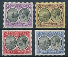 [55705] Dominica lot 4 good MNH Very Fine stamps