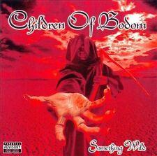 Something Wild [ Bonus Tracks] CHILDREN OF BODOM (REMASTER ON DIJIPACK) CD