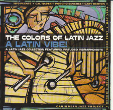 Various: [Made in USA 2000] The Colors Of Latin Jazz - A Latin Vibe!          CD