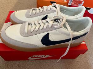 Nike Killshot 2 Leather. Men's Size 12. Sail Midnight Navy. 432997-107