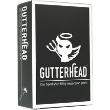 Gutterhead - The Fiendishly Filthy Expansion Pack [Drinking & Party Game]