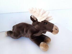 RUSS YOMIKO CLASSICS MOOSE Plush Stuffed Animal