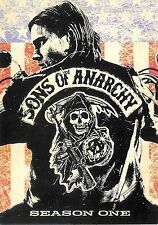 Sons of Anarchy: Season One ~ 4-Disc DVD Set ~ FREE Shipping USA