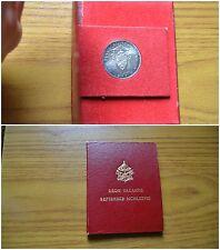 VATICAN CITY COMMEMORATIVE COIN 500 LIRE VACANT SEE 1978 SILVER UNC