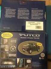Hood Vent-Side Vents Chrome Putco 403408 fits 03-09 Hummer H2