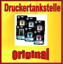 original HP 363 Multipack Photosmart C6285 C7180 C7280 C8180 D6160 D7160 D7260