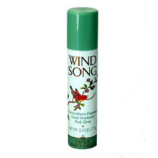 Wind Song Deodorant Body Spray 2.5 Oz / 75 Ml for Women by Prince Matchabelli