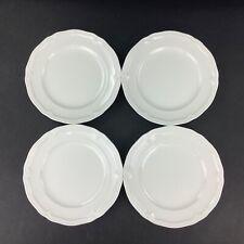 Salad Plate White Contemporary Original Villeroy Boch China Dinnerware For Sale Ebay