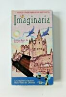Rare IMAGINARIA Gary Powell Computer Animation VHS Music Video Journey Kids 1993