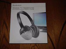 Brookstone Wireless TV Headphones 883594023002 Not 418 Only $295