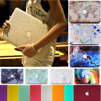 "Matte Hard Case Cover Shell + Keyboard Skin for Macbook Air 13"" A1369 A1466"