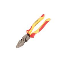 """Wiha 32938 9.5"""" High Leverage NE Industrial Lineman's Pliers"""