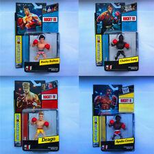 1 PCS Rocky IV Big Screen Superstars Mini Figure Toy Rocky Balboa  Drago