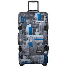 Eastpak Tranverz M Trolley Reisetasche Tasche Rollen Koffer chroblue EK62L73Y