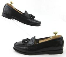 Cole Haan Pinch Grand OS Tassel Loafers Burgundy Leather / US 9.5M / Fantastic!