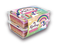 Mr Kipling Unicorn Slices 6 Pack