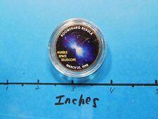 HUBBLE SPACE TELESCOPE 1998 PIC BOOMERANG NEBULA NASA ON KENNEDY HALF DOLLAR #2