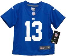 Odell Beckham Jr. New York Giants Pre-School/Kids Game Jersey By Nike - Royal