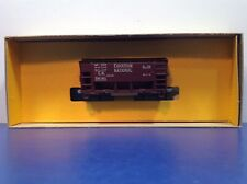 """HO Scale """"Canadian National"""" 114141 Freight Train Iron Ore Car Kit / Roundhouse"""