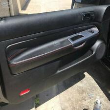 2/3-Door Front Pair for VW Golf MK4 Bora Jetta Door Armrest Panels Leather Cover