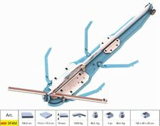 TILE CUTTER SIGMA 3F4M  MACHINE MANUAL PROFESSIONAL MAX CUTTING LENGHT 156 cm
