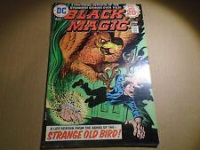 BLACK MAGIC #5 Jack Kirby DC Comics 1974 FN