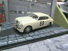 LANCIA Aurelia B20 GT Rallye Monte Carlo 1954 #69 Chiron Basadonna IXO Alta 1:43