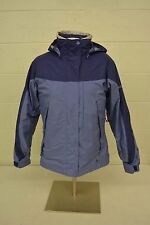 Columbia Vertex High-Quality 3-in-1 Jacket System Blue Women's Medium GREAT LOOK