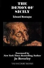Gothic Classics: The Demon of Sicily by Edward Montague (2007, Paperback)
