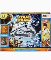 NIB Star Wars Rebels Command millennium falcon 33 Figures Vehicles