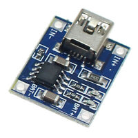 10PCS Mini TP4056 USB 5V 1A 18650 Lithium Battery Charging Board Charger Module