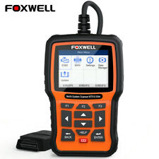 Foxwell NT510 Elite All System Code Scanner OBD2 Diagnostic Updateof NT530 NT520