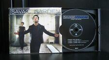 Savage Garden - Crash And Burn 3 Track CD Single