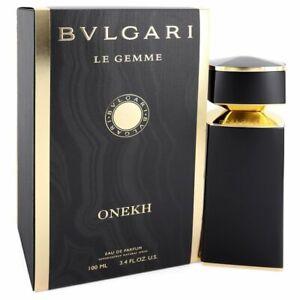 Bvlgari Le Gemme Onekh by Bvlgari Eau De Parfum Spray 3.4 oz for Men