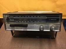 Antique / Vintage Sears Am/ Fm Portable Car , Truck 10 Transistor Raido