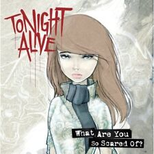 Tonight Alive - What Are You Scared of [New CD]