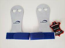 New LaGurro Gymnastics Grips - Blue - Size L Free Shipping