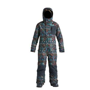 Airblaster Youth Freedom Suit One Piece Wild Tribe RRP $299