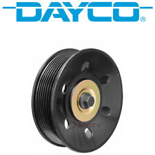 Dayco Accessory Belt Idler Pulley New Ram Truck for Dodge 2500 3500 4500 89168