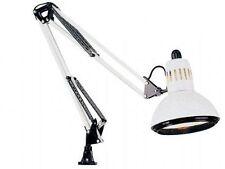 Swing Arm Desk Lamp Clamp Light Work Bench Computer Artist Drafting Table Studio